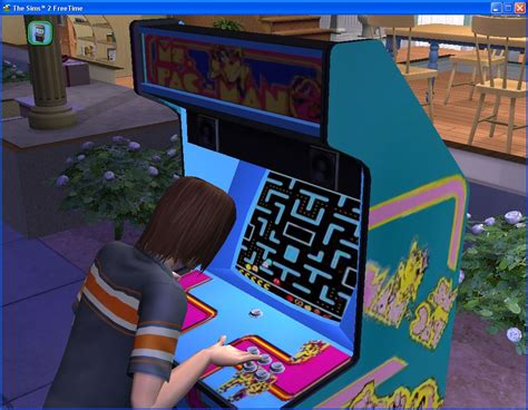 mod game zenonia 4 mod the sims arcade game video sets ms pac man