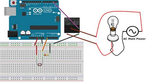 power resistor tutorial using an ldr sensor with arduino a tutorial for beginners diyhacking