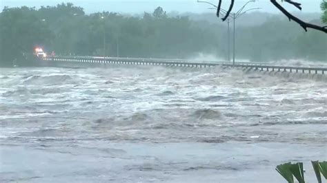killed  llano river floodwaters flood chances remain   rain  forecast abccom