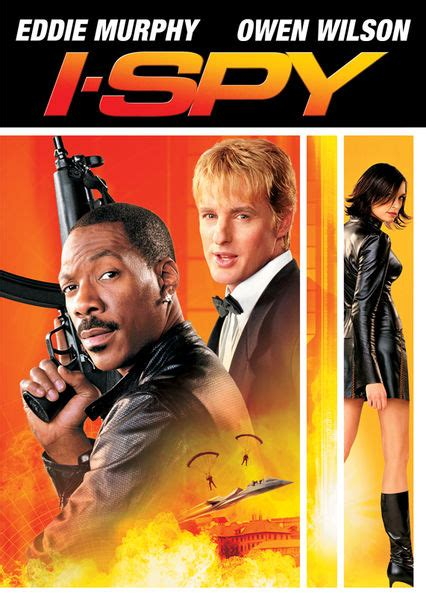 action comedy adventure spy film is i spy 2002 available to watch on uk netflix