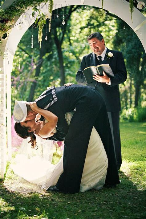 17 Best ideas about Navy Sailor Wedding on Pinterest