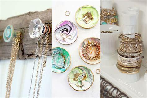 jewelry organizer ways to organize your jewelry