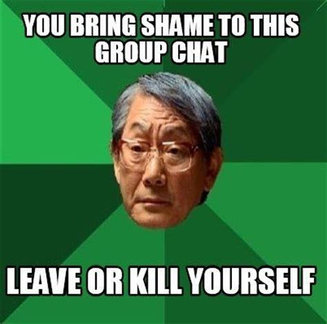 Chat Memes - group chat memes anything amino