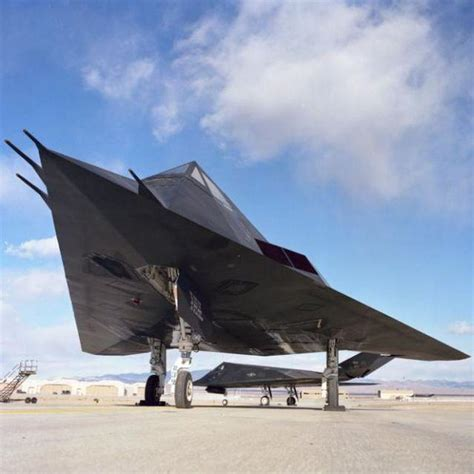 Is the US Air Force Burying its Mothballed Stealth ... F 117 Stealth Fighter Cockpit