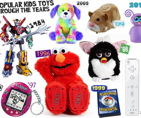 most popular gifts for the most popular toys through the years kid crave