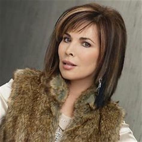 lauren koslow hairstyles through the years 1000 images about soaps now then on pinterest the