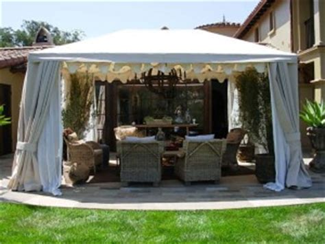 tent for patio debra prinzing 187 post 187 how to dress up your patio