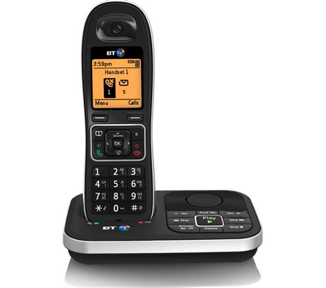 buy house phones bt 7610 cordless phone with answering machine house telephones