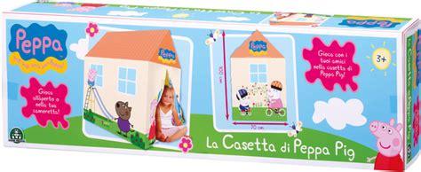 casetta di peppa pig da giardino tenda casetta di peppa pig mister toys megastore