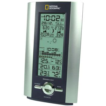 national geographic 348nc complete weather station with