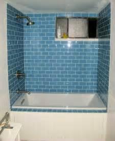 tile showers ceramic subway glass