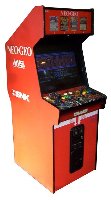 Arcade Cabinet Icon by Neo Geo Gaming History 101