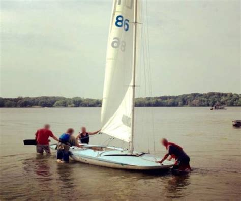 boat rental starbuck mn 20 foot other c scow 20 foot 1978 sailboat in starbuck