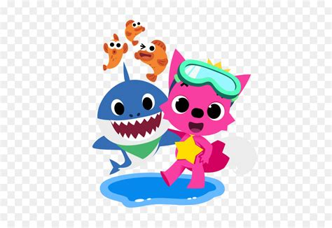 pinkfong baby shark song  baby  transprent