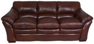 la z boy burton 100 leather sofa homemakers furniture