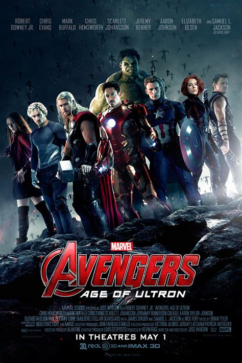 film marvel ultron avengers age of ultron movie comic vine movies