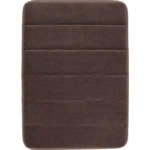 mainstays memory foam bath rug walmart