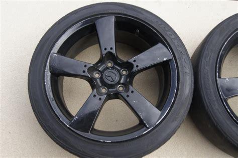 mazda rx 8 wheels mazda rx8 rx 8 18x8j et50 5x114 3 alloy wheels tyre set