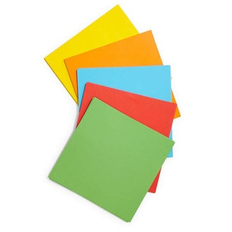 sheet origami paper origami paper brights 120 sheets kmart