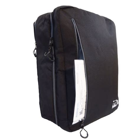 cabin baggage backpack durham luggage backpack 50x40x20cm