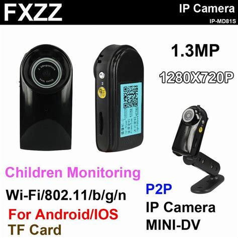 New Ip Mini Wifi Cmos Hd P2p Web Android Ios 1 3 quot sony cmos hd p2p wireless sd card security accounts recording md81 mini ip cctv