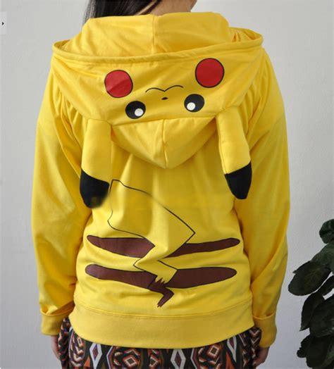 Pikachu Sweater pikachu hoodie on storenvy