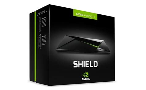nvidia shield android tv 500gb pro model really is coming after all - Android Shield