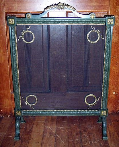 fireplace screens tools ffs8 for sale antiques com