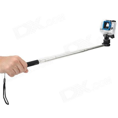 Monopod For Gopro handheld monopod w tripod mount adapter for gopro