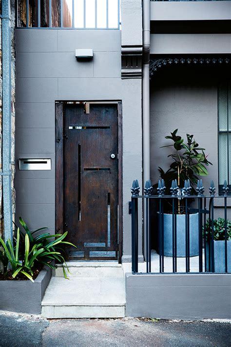 industrial front door a gothic industrial front door desire to inspire