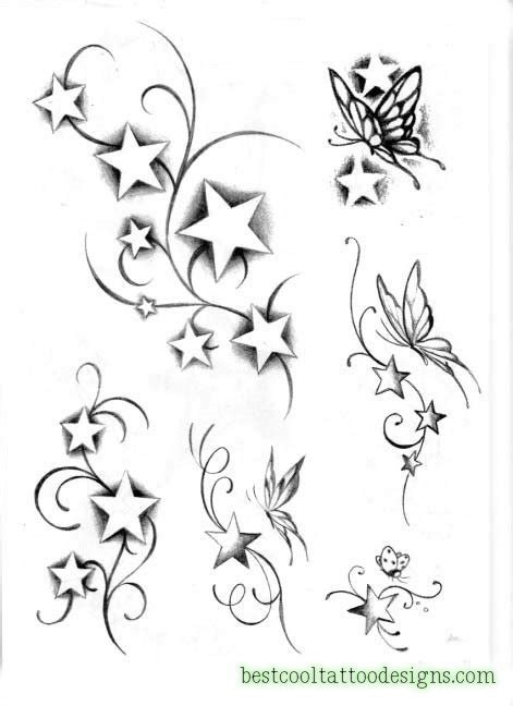 best star tattoo designs archives best cool designs