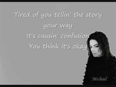 Buy Michael Jackson Kills Lyrics by Michael Janet Jackson Scream Lyrics