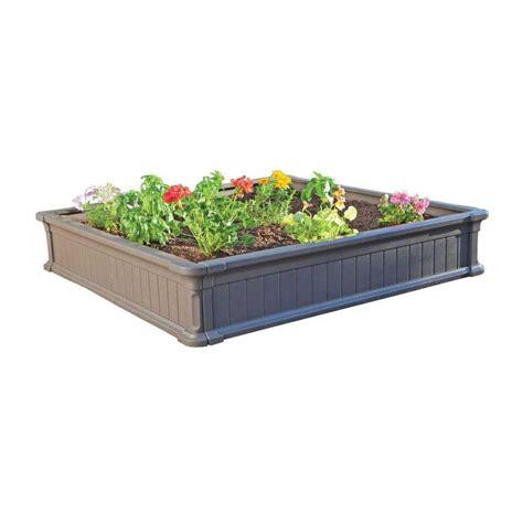 lifetime  ft   ft raised garden bed   home