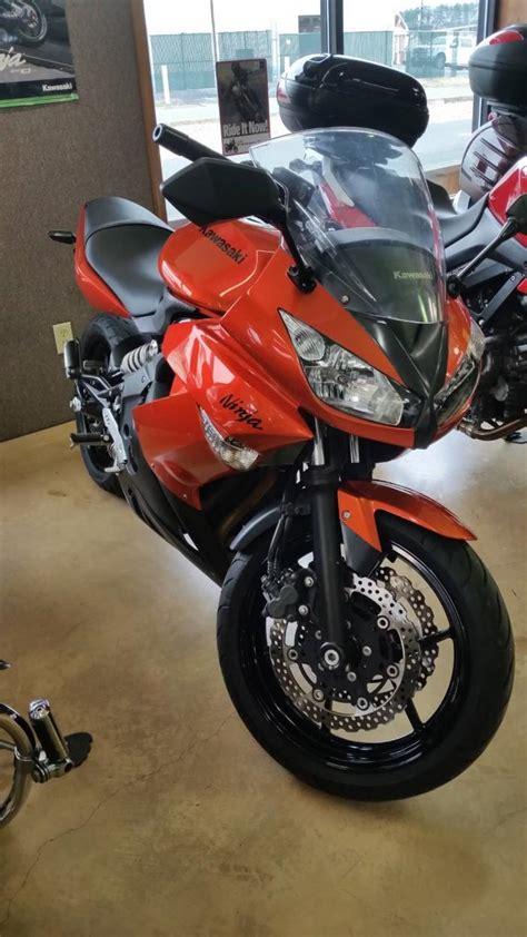 2011 Kawasaki 650r by Kawasaki 650r Motorcycles For Sale In Virginia