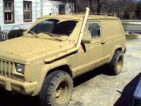 mud jeep cherokee blacklabelx6x6x6 1985 jeep cherokee specs photos