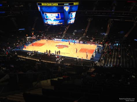 msg section 226 madison square garden section 226 new york knicks