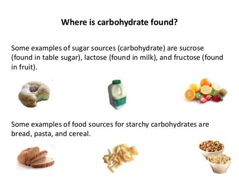 g of carbohydrates to calories nutrients the basics