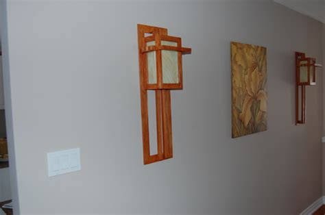 frank lloyd wright lighting woodworking blog