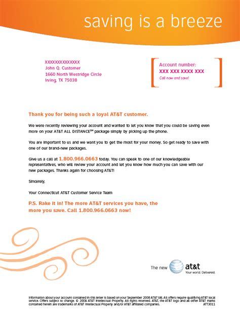 Letter Response Kit At T Portfolio Simplification Letter Kit Derekrundgren