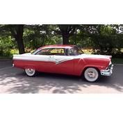 1956 56 Ford Fairlane Victoria For Sale  YouTube