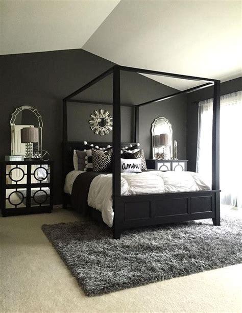 best 25 black bedrooms ideas on black walls