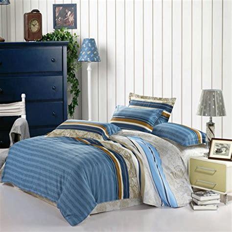 northern lights comforters northern lights 100 cotton series scandinavian style blue