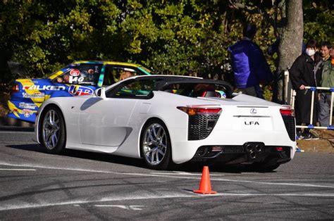 lexus lfa convertible lexus lfa roadster forcegt com