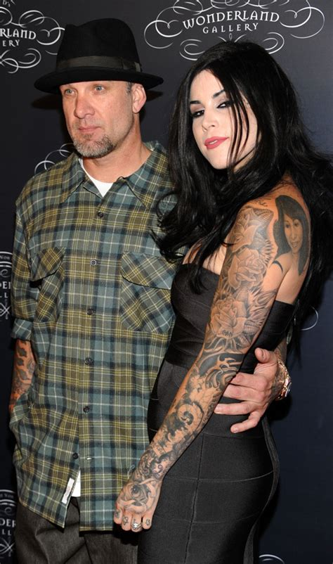 kat von d s ex husband talks about her history of drugs