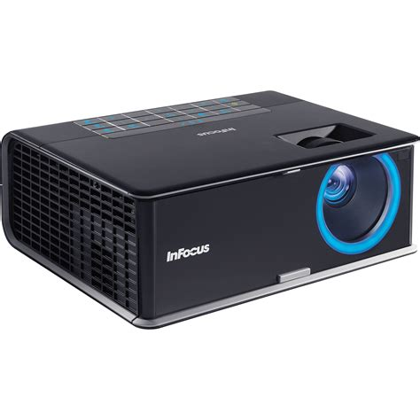 Proyektor Lcd Infocus by Infocus In3116 Portable Widescreen Dlp Projector In3116 B H