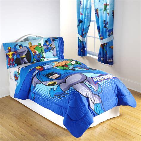 batman bedding full warner brothers batman power vision sheet set home bed