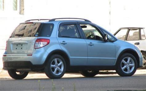 Suzuki Sx4 Suv 2006 Suzuki Sx4 Suv Pictures