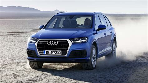 audi q7 second generation 7 seater suv debuts image 295878