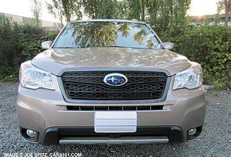 subaru forester grill 2014 subaru forester options and upgrades page
