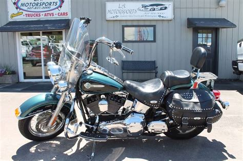 Harley Davidson Mn by Harley Davidson Softail In Minnesota For Sale Used